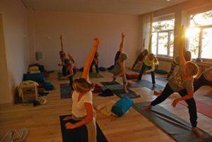 Yoga-Wochenende Bergisches Land 2019