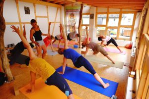 Yoga am Kunstfeld - Angebote